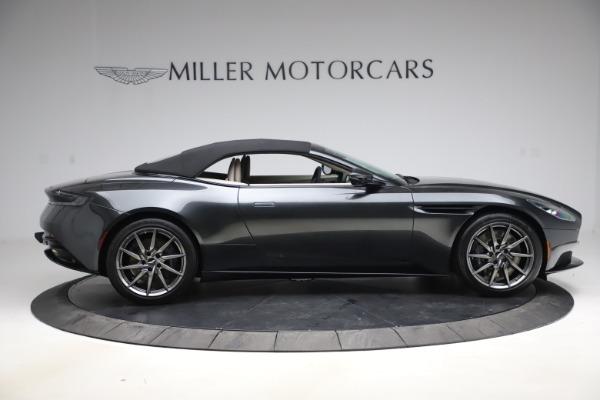 New 2021 Aston Martin DB11 Volante Convertible for sale $270,386 at Maserati of Westport in Westport CT 06880 15