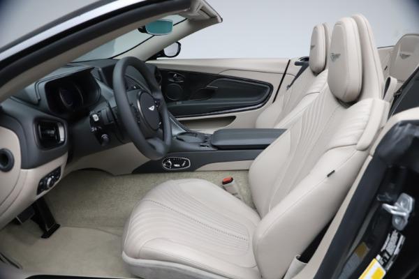 New 2021 Aston Martin DB11 Volante Convertible for sale $270,386 at Maserati of Westport in Westport CT 06880 18