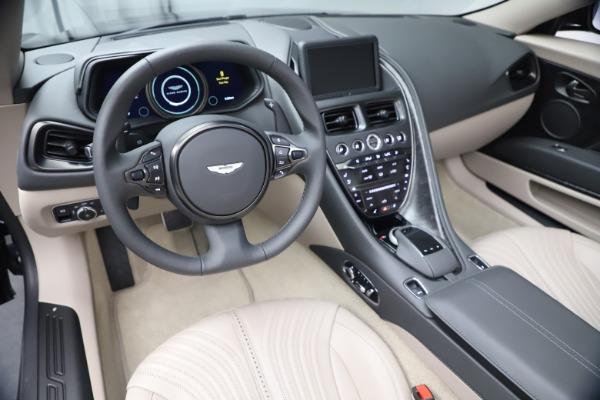 New 2021 Aston Martin DB11 Volante Convertible for sale $270,386 at Maserati of Westport in Westport CT 06880 19