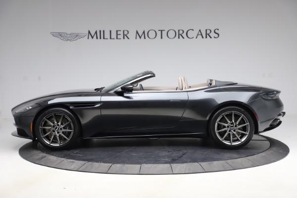New 2021 Aston Martin DB11 Volante Convertible for sale $270,386 at Maserati of Westport in Westport CT 06880 2