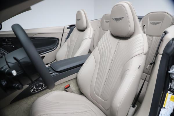 New 2021 Aston Martin DB11 Volante Convertible for sale $270,386 at Maserati of Westport in Westport CT 06880 20