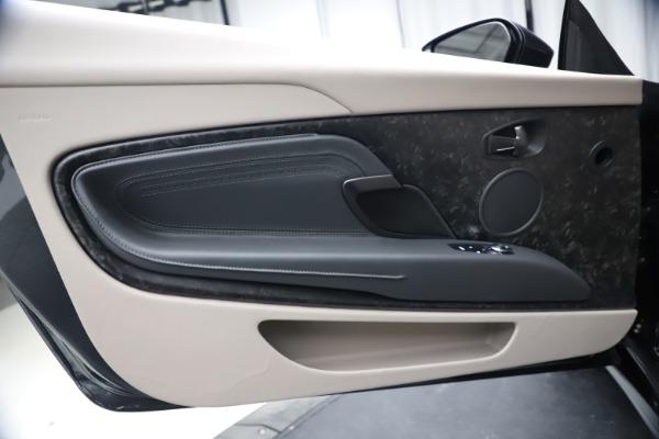 New 2021 Aston Martin DB11 Volante Convertible for sale $270,386 at Maserati of Westport in Westport CT 06880 22