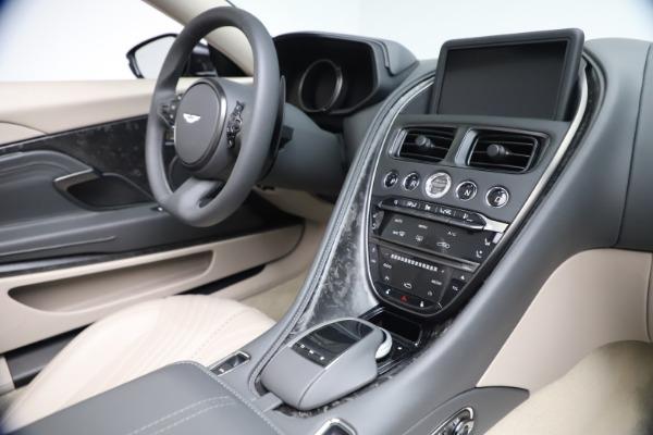 New 2021 Aston Martin DB11 Volante Convertible for sale $270,386 at Maserati of Westport in Westport CT 06880 23
