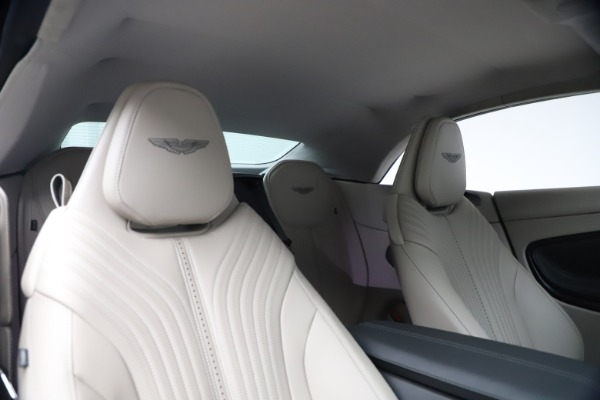 New 2021 Aston Martin DB11 Volante Convertible for sale $270,386 at Maserati of Westport in Westport CT 06880 25