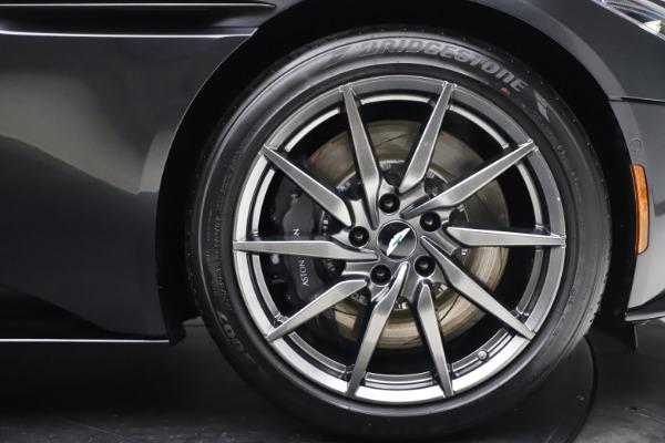New 2021 Aston Martin DB11 Volante Convertible for sale $270,386 at Maserati of Westport in Westport CT 06880 26