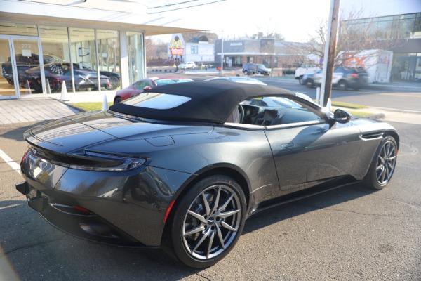 New 2021 Aston Martin DB11 Volante Convertible for sale $270,386 at Maserati of Westport in Westport CT 06880 28