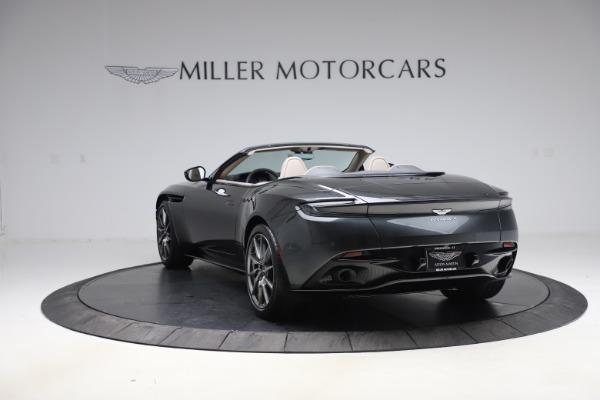 New 2021 Aston Martin DB11 Volante Convertible for sale $270,386 at Maserati of Westport in Westport CT 06880 4