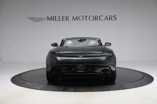 New 2021 Aston Martin DB11 Volante Convertible for sale $270,386 at Maserati of Westport in Westport CT 06880 5