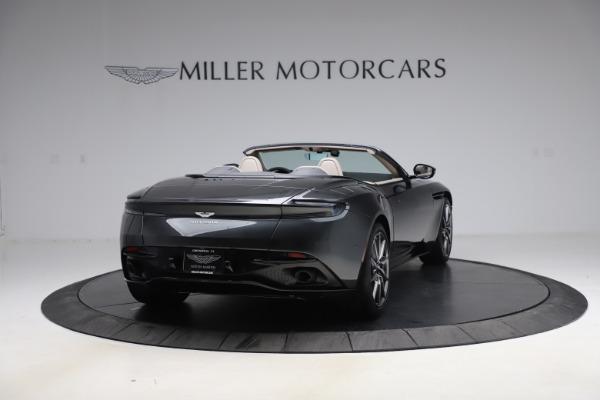 New 2021 Aston Martin DB11 Volante Convertible for sale $270,386 at Maserati of Westport in Westport CT 06880 6