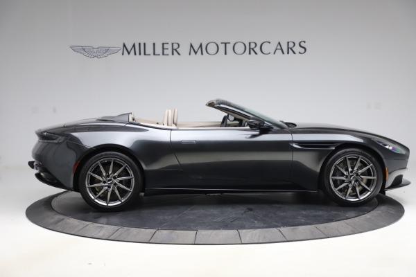 New 2021 Aston Martin DB11 Volante Convertible for sale $270,386 at Maserati of Westport in Westport CT 06880 7