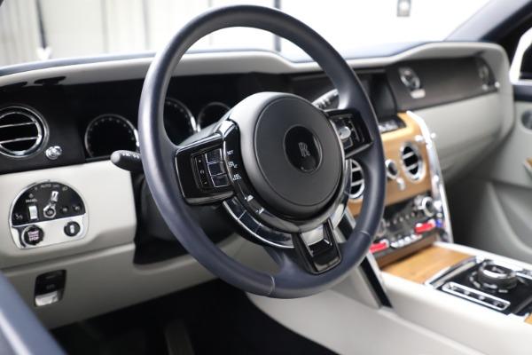 Used 2019 Rolls-Royce Cullinan for sale $349,900 at Maserati of Westport in Westport CT 06880 13