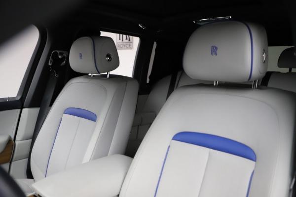 Used 2019 Rolls-Royce Cullinan for sale $349,900 at Maserati of Westport in Westport CT 06880 15