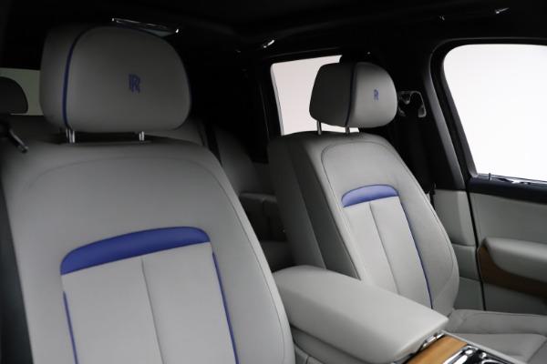 Used 2019 Rolls-Royce Cullinan for sale $349,900 at Maserati of Westport in Westport CT 06880 16