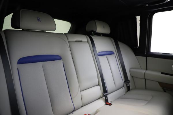 Used 2019 Rolls-Royce Cullinan for sale $349,900 at Maserati of Westport in Westport CT 06880 17