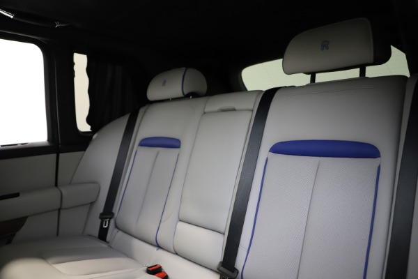 Used 2019 Rolls-Royce Cullinan for sale $349,900 at Maserati of Westport in Westport CT 06880 18