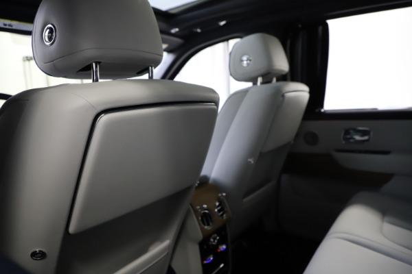 Used 2019 Rolls-Royce Cullinan for sale $349,900 at Maserati of Westport in Westport CT 06880 19