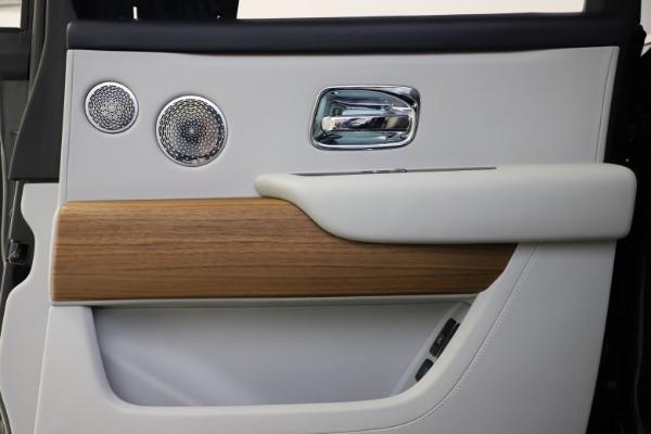 Used 2019 Rolls-Royce Cullinan for sale $349,900 at Maserati of Westport in Westport CT 06880 21