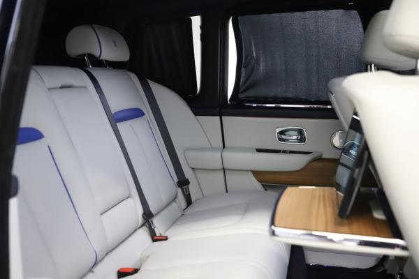 Used 2019 Rolls-Royce Cullinan for sale $349,900 at Maserati of Westport in Westport CT 06880 22