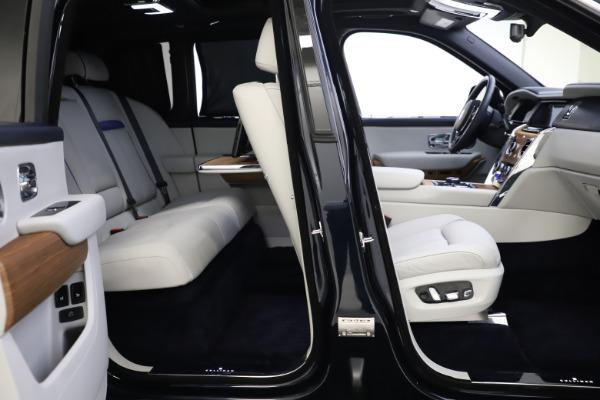Used 2019 Rolls-Royce Cullinan for sale $349,900 at Maserati of Westport in Westport CT 06880 23