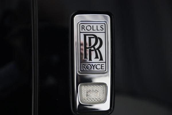 Used 2019 Rolls-Royce Cullinan for sale $349,900 at Maserati of Westport in Westport CT 06880 24
