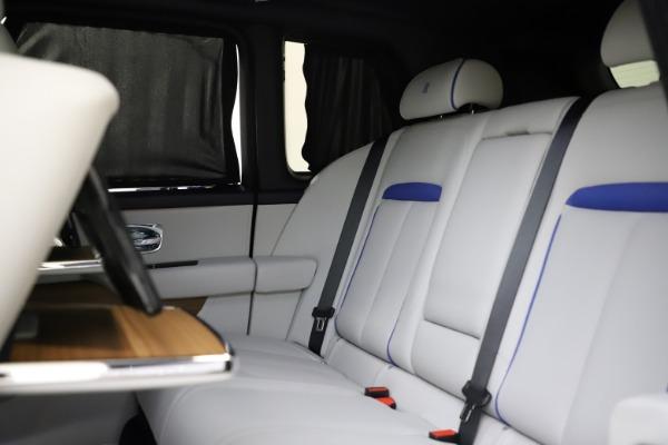 Used 2019 Rolls-Royce Cullinan for sale $349,900 at Maserati of Westport in Westport CT 06880 25
