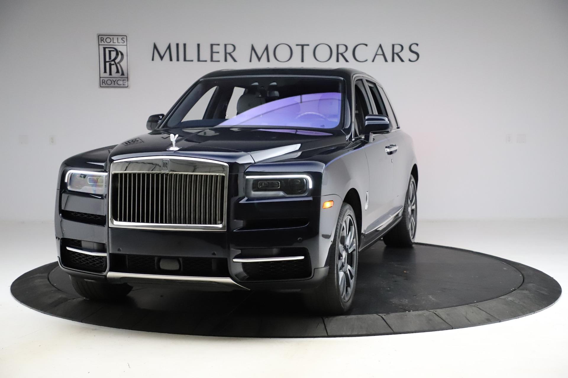 Used 2019 Rolls-Royce Cullinan for sale $349,900 at Maserati of Westport in Westport CT 06880 1