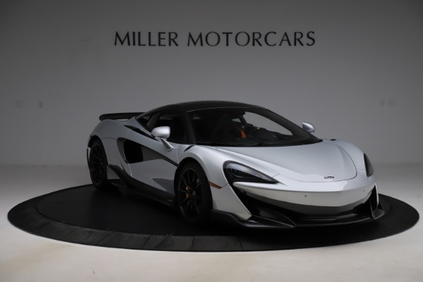 Used 2019 McLaren 600LT for sale $223,900 at Maserati of Westport in Westport CT 06880 10