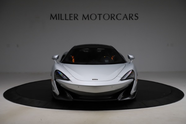 Used 2019 McLaren 600LT for sale $223,900 at Maserati of Westport in Westport CT 06880 11