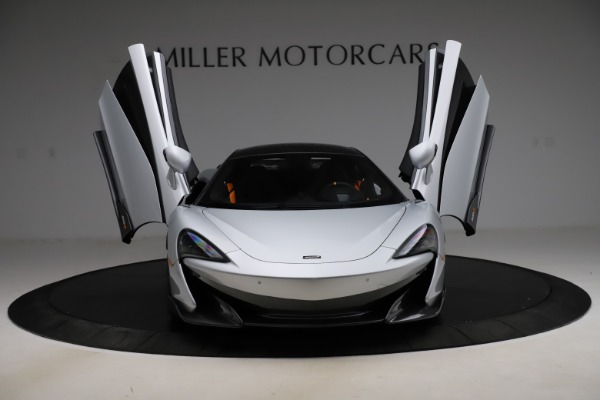 Used 2019 McLaren 600LT for sale $223,900 at Maserati of Westport in Westport CT 06880 12