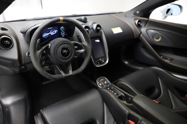 Used 2019 McLaren 600LT for sale $223,900 at Maserati of Westport in Westport CT 06880 13
