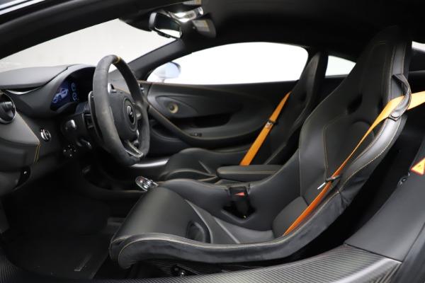 Used 2019 McLaren 600LT for sale $223,900 at Maserati of Westport in Westport CT 06880 14