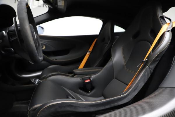 Used 2019 McLaren 600LT for sale $223,900 at Maserati of Westport in Westport CT 06880 15
