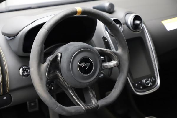 Used 2019 McLaren 600LT for sale $223,900 at Maserati of Westport in Westport CT 06880 16