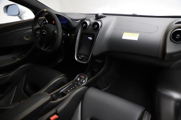 Used 2019 McLaren 600LT for sale $223,900 at Maserati of Westport in Westport CT 06880 19