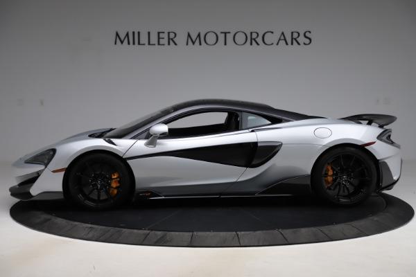 Used 2019 McLaren 600LT for sale $223,900 at Maserati of Westport in Westport CT 06880 2