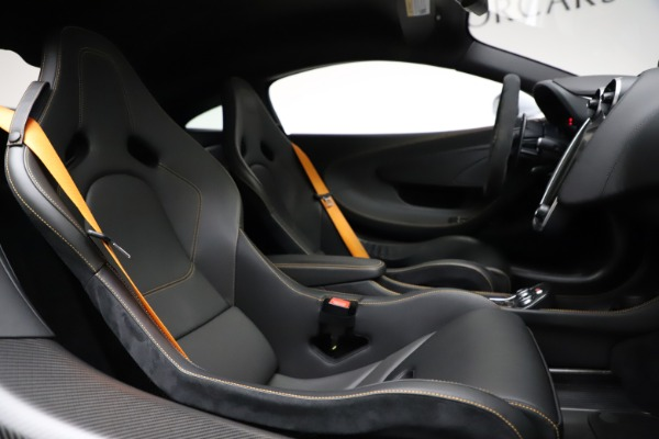 Used 2019 McLaren 600LT for sale $223,900 at Maserati of Westport in Westport CT 06880 21