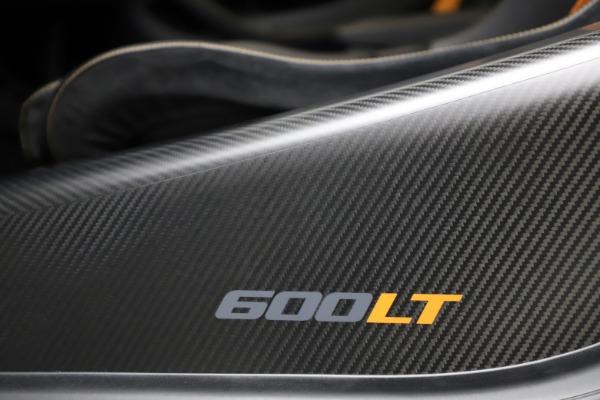 Used 2019 McLaren 600LT for sale $223,900 at Maserati of Westport in Westport CT 06880 25