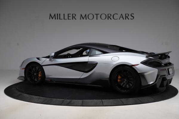 Used 2019 McLaren 600LT for sale $223,900 at Maserati of Westport in Westport CT 06880 3