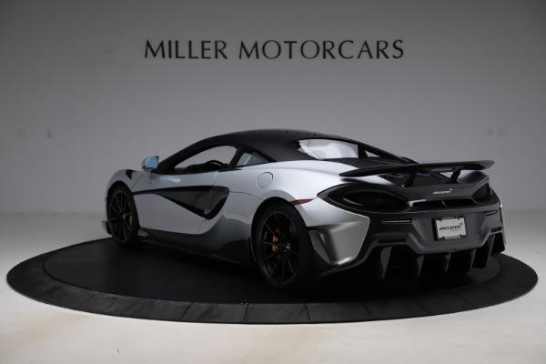 Used 2019 McLaren 600LT for sale $223,900 at Maserati of Westport in Westport CT 06880 4