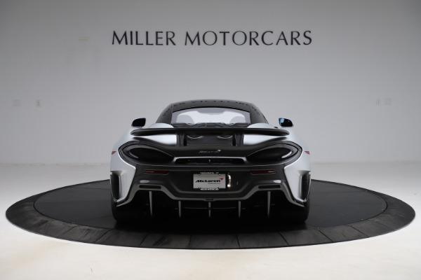 Used 2019 McLaren 600LT for sale $223,900 at Maserati of Westport in Westport CT 06880 5