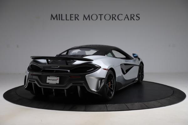 Used 2019 McLaren 600LT for sale $223,900 at Maserati of Westport in Westport CT 06880 6