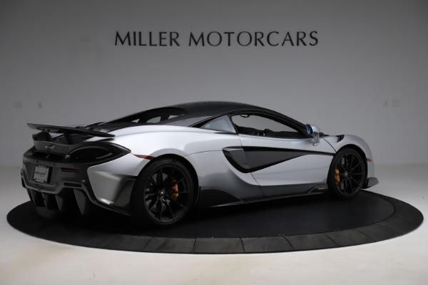 Used 2019 McLaren 600LT for sale $223,900 at Maserati of Westport in Westport CT 06880 7