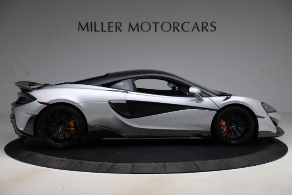 Used 2019 McLaren 600LT for sale $223,900 at Maserati of Westport in Westport CT 06880 8