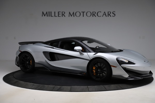 Used 2019 McLaren 600LT for sale $223,900 at Maserati of Westport in Westport CT 06880 9