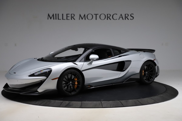 Used 2019 McLaren 600LT for sale $223,900 at Maserati of Westport in Westport CT 06880 1