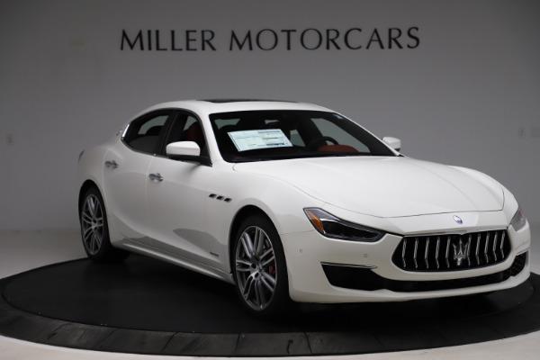 New 2021 Maserati Ghibli S Q4 GranLusso for sale $95,835 at Maserati of Westport in Westport CT 06880 11