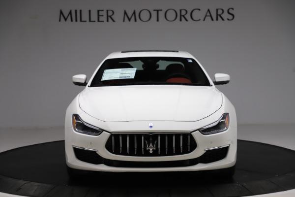 New 2021 Maserati Ghibli S Q4 GranLusso for sale $95,835 at Maserati of Westport in Westport CT 06880 12