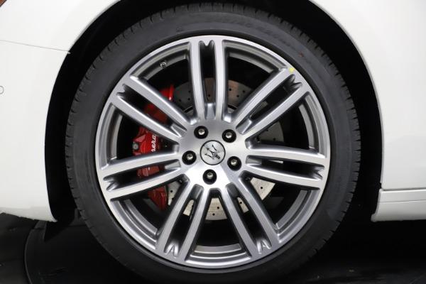 New 2021 Maserati Ghibli S Q4 GranLusso for sale $95,835 at Maserati of Westport in Westport CT 06880 13