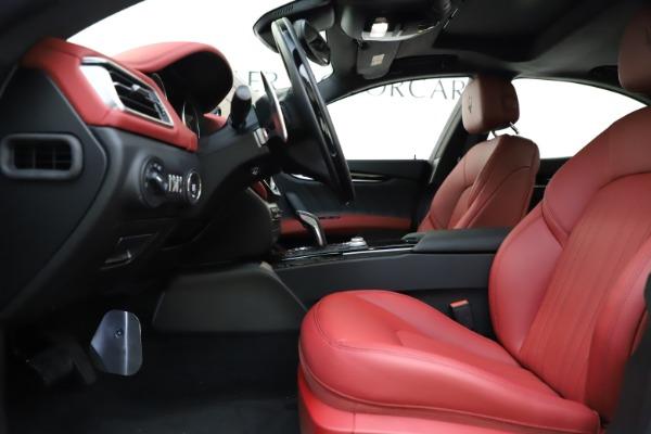 New 2021 Maserati Ghibli S Q4 GranLusso for sale $95,835 at Maserati of Westport in Westport CT 06880 15