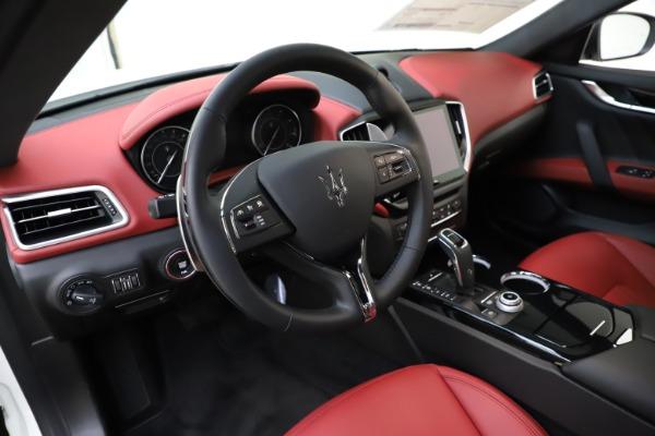 New 2021 Maserati Ghibli S Q4 GranLusso for sale $95,835 at Maserati of Westport in Westport CT 06880 16